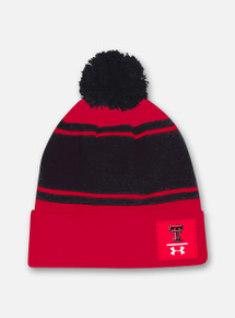 Texas Tech Red Raiders Under Armour 2020 Sideline Beanie