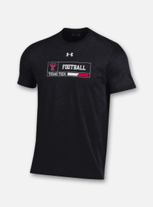 "Texas Tech Red Raiders Under Armour ""End Around"" Short Sleeve T-Shirt"