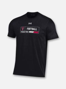 "Texas Tech Red Raiders Under Armour ""End Around"" Short Sleeve T-Shirt"