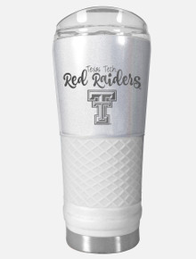 "Texas Tech Opal Finish ""The Draft"" Travel Mug"