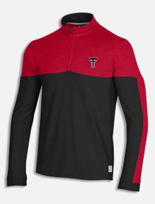 "Texas Tech Red Raiders Under Armour ""Slot Left"" Gameday Quarter Zip"