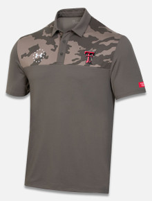 """Texas Tech Red Raiders Under Armour """"Military Appreciation"""" Playoff Polo"""