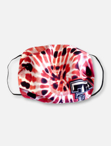 Team Color Tie Dye Face Mask