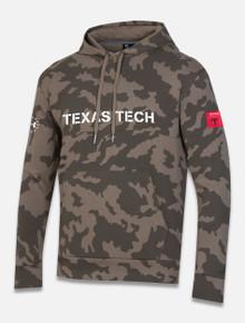 "Texas Tech Red Raiders Under Armour ""Military Appreciation"" Fleece Hood"