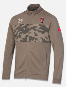 "Texas Tech Red Raiders Under Armour ""Military Appreciation"" Full Zip Fleece"