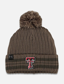 Texas Tech Red Raiders Under Armour Military Appreciation Beanie