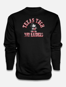 "Disney x Red Raider Outfitter Texas Tech ""Man Cave"" Sweatshirt"