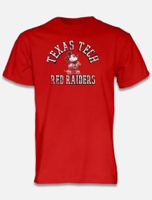 "Disney x Red Raider Outfitter Texas Tech ""Man Cave"" T-Shirt"
