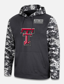 "Arena Texas Tech Red Raiders OHT ""Hawk"" Hoodie Pullover"
