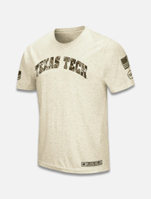 """Arena Texas Tech Red Raiders OHT """"Deployment"""" T-shirt"""