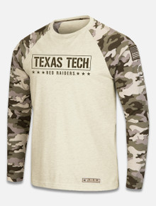 "Arena Texas Tech Red Raiders OTH ""Evasion"" Long Sleeve T-Shirt"