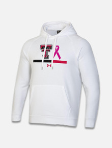 "Texas Tech Red Raiders Under Armour ""Power In Pink"" All Day Hoodie"