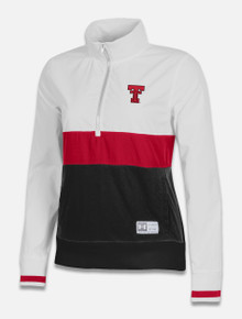 "Texas Tech Red Raiders Under Armour Women's ""Box Seat"" Gameday Throwback Anorak"