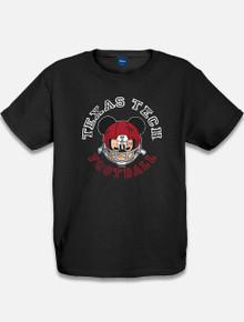 "Disney x Red Raider Outfitter Texas Tech ""Set On Helmet"" YOUTH T-shirt"