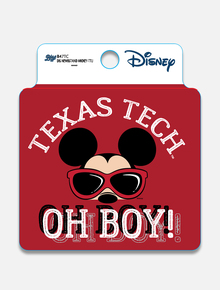 "Disney x Red Raider Outfitter Texas Tech ""News Stand"" Decal"