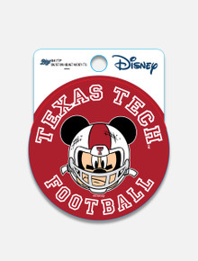 "Disney x Red Raider Outfitter Texas Tech ""Set on Helmet Mickey"""