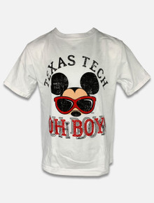 """Disney x Red Raider Outfitter Texas Tech """"News Stand"""" YOUTH T-shirt"""