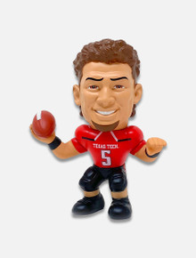 "Texas Tech Red Raiders Patrick Mahomes ""Big Shot Ballers"" Action Figure"