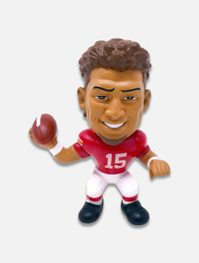"Kansas City Chiefs Patrick Mahomes ""Big Shot Ballers"" Action Figure"
