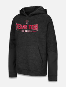 "Arena Texas Tech Red Raiders Double T ""Pods"" YOUTH Pullover Hoodie"
