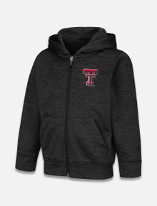 """Arena Texas Tech Red Raiders Double T """"Gary"""" TODDLER Full Zip Jacket"""