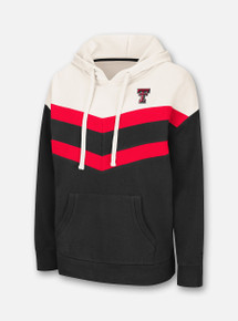 """Arena Texas Tech Double T """"Spock"""" Pullover Hoodie"""