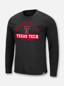 "Arena Texas Tech Red Raiders Double T ""High Fives"" Long Sleeve T-Shirt"
