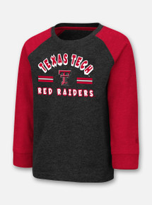 "Arena Texas Tech Red Raiders ""Squidward"" TODDLER Long Sleeve T-Shirt"