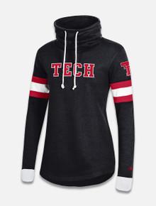 Texas Tech Red Raiders Champion Women's Super Fan Cowl Sweatshirt