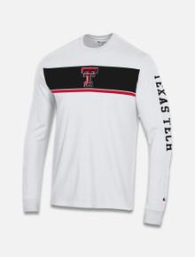 "Champion Texas Tech Red Raiders ""Super Fan"" Long Sleeve T-Shirt"