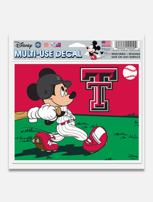 Disney x RRO Mickey on Baseball Field Decal