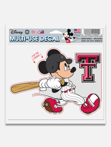 Disney x RRO Mickey Baseball Player Decal