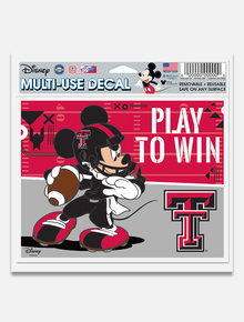 Disney x RRO Mickey Football Field Decal