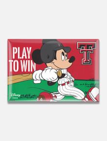 Disney x RRO Mickey Baseball Field Magnet