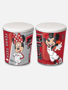 Disney x RRO Mickey and Minnie Basketball Popcorn Tin