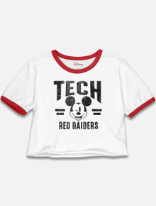 Disney x Red Raider Outfitter Mickey Crop Top