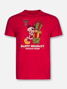 "Disney x Red Raider Outfitter ""Santa Lean"" Mickey T-Shirt"