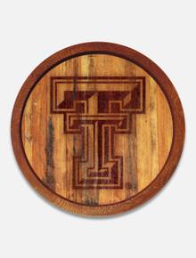 "Texas Tech 20"" Double T Barrel Sign"