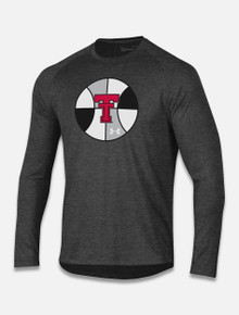"Texas Tech Red Raiders Under Armour Basketball ""Insider"" Long Sleeve"