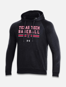 "Texas Tech Red Raiders Under Armour Baseball ""Wells Runs Deep"" All Day Fleece Hoodie"