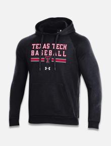 """Texas Tech Red Raiders Under Armour Baseball """"Wells Runs Deep"""" All Day Fleece Hoodie"""