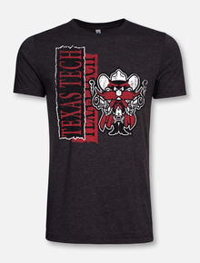 "Texas Tech Red Raiders ""90s Raider Red Vertical Vault"" T-Shirt"
