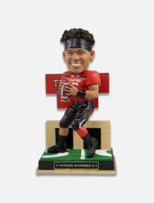 Texas Tech Patrick Mahomes Gate Series Bobble head