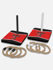 Texas Tech Red Raiders Quoits Ring Toss