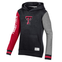 "Under Armour Texas Tech Red Raiders YOUTH ""Warm-Up"" Fleece Hoodie"