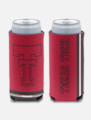 "Texas Tech Red Raiders Vault ""Logo"" Slim Can Cooler"