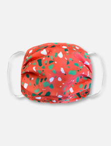 Holiday Terrazzo Christmas Face Mask