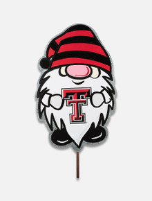 Texas Tech Red Raiders Gnome Garden Stake