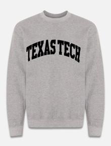 "Texas Tech Red Raiders Classic Arch ""Ace"" Crew Sweatshirt"