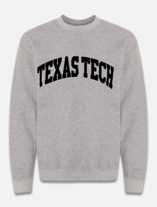"Texas Tech Red Raiders Classic Arch ""Ace"" Crew Sweatshirt"